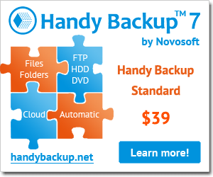 Handy Backup Standard 7 download