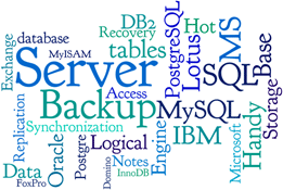 Database Backup Features