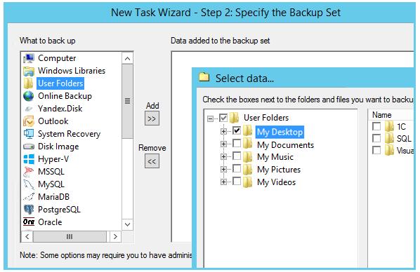 it works desktop desktop backup software for windows