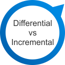 Differential vs Incremental Backup