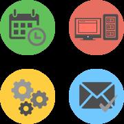 автоматическое копирование данных по расписанию, единый интерфейс, уведомления
