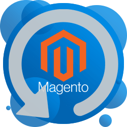 Magento Backup with Handy Backup
