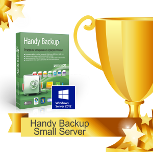 Prize - Handy Backup Small Server