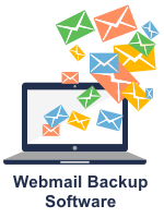 Version 7.8.6 Handy Backup: Webmail Backup Software