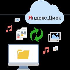 Бесплатная программа копирования файлов на Яндекс Диск