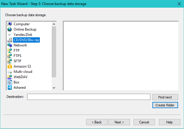 How to Backup to DVD