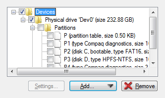 Disk Image Backup picture