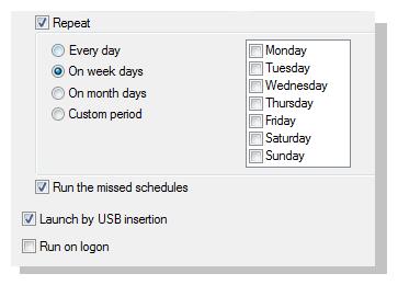 Automating Backup