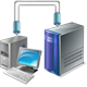 Client-Server Workstation Backup
